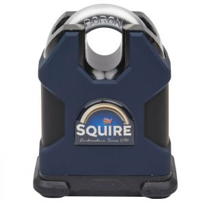 Squire SS65CS Stronghold Closed Shackle Padlock - 65mm