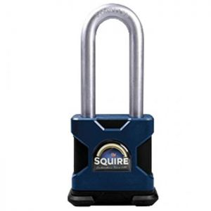 Squire SS50S/2.5 Stronghold Long Shackle Padlock - 50mm