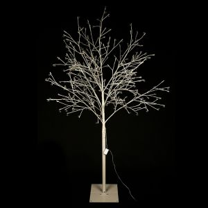 Colour Changing Crystal Birch Tree – 2.5m