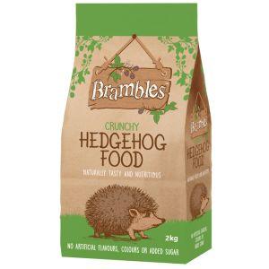 Brambles Crunchy Hedgehog feed – 2kg