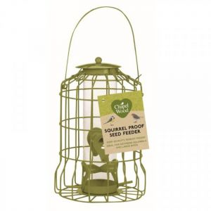 ChapelWood Squirrel Proof Seed Feeder
