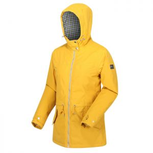 Regatta Women's Brigid Waterproof Hooded Jacket – Mustard Seed