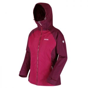 Regatta Women's Voltera Protect Heated Jacket – Purple Potion / Prune