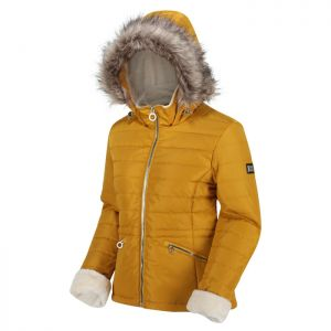 Regatta Women's Westlynn Hooded Jacket – Mustard Seed