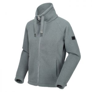 Regatta Women's Zaylee Full Zip Fleece – Balsam Green