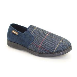 Goodyear Men's Harrison Slippers – Blue