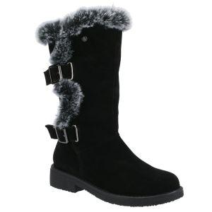 Hush Puppies Women's Megan Boots – Black