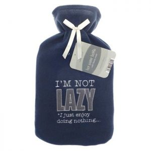 Country Club Applique Hot Water Bottle – I'm Not Lazy