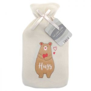 Country Club Applique Hot Water Bottle – Bear Hugs