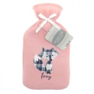 Country Club Applique Hot Water Bottle – Foxy