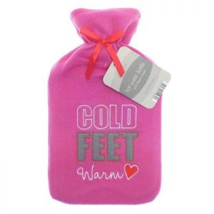 Country Club Applique Hot Water Bottle – Cold Feet