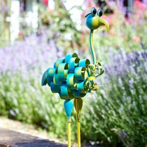 Smart Garden Eddie the Emu Garden Ornament