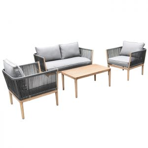 Wild Garden Pascal 4 Seater Coffee Set