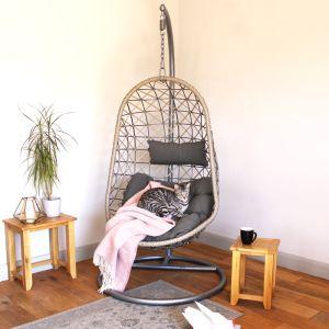 Bologna Single Hanging Egg Chair