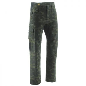 CAT Men's Operator FX Trousers – Night Camo