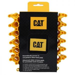 CAT Men's Redbacks Knee Pads - Yellow