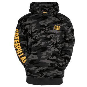 CAT Men's Trademark Banner Hoodie - Camouflage