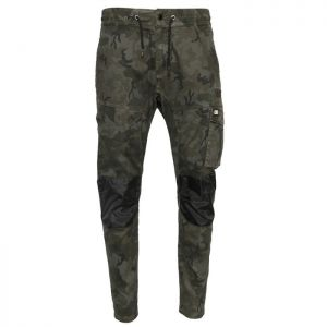 CAT Men's Dynamic Trousers - Night Camo