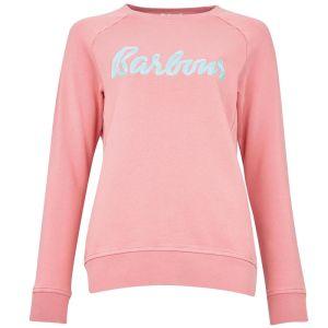 Barbour Women's Otterburn Sweatshirt - Sherbet