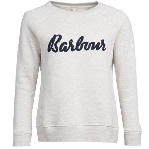 Barbour Women's Otterburn Sweatshirt - Cloud