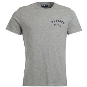 Barbour Men's Preppy T-Shirt - Grey Marl