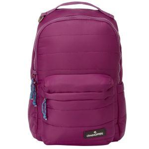 Craghoppers Compresslite 10L Backpack - Blackcurrant