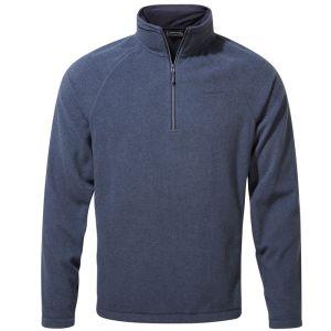 Craghoppers Men's Corey VI Half Zip Fleece - Blue Navy Marl