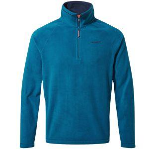 Craghoppers Men's Corey VI Half Zip Fleece - Poseidon Blue