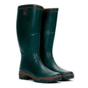 Aigle Parcours 2 Wellington Boots – Bronze