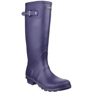 Cotswold Women's Sandringham Wellington Boots - Purple
