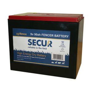 Agrifence 9v-90Ah Dry Battery