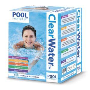 ClearWater Swimming Pool Starter Kit