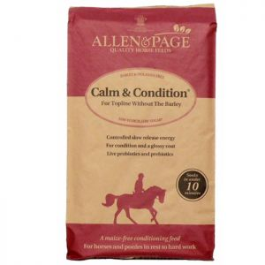 Allen & Page Calm and Condition, 20kg
