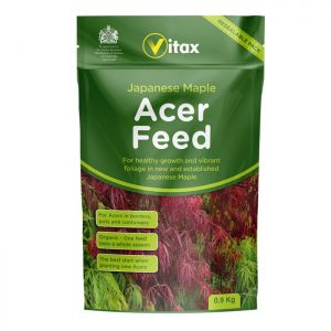 Vitax Japanese Maple Acer Feed - 0.9kg