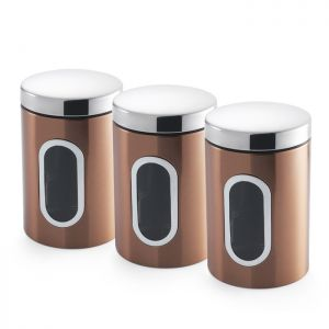 Addis Canister Set - Copper