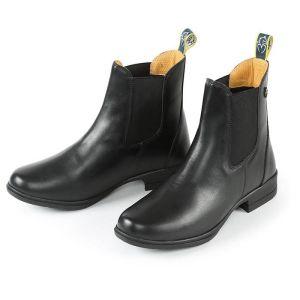 Shires Moretta Alma Jodhpur Boots - Black