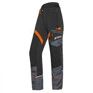 Stihl Advance X-Flex Design A, Class 1 Trousers – Black