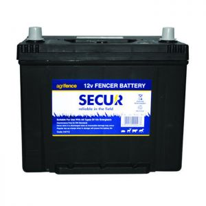 Agrifence 12V Rechargeable Fencer Battery