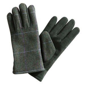 Hoggs Ladies Albany Tweed Gloves