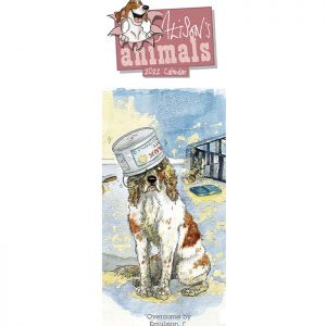 Alison's Animals Calendar 2022 – Slim