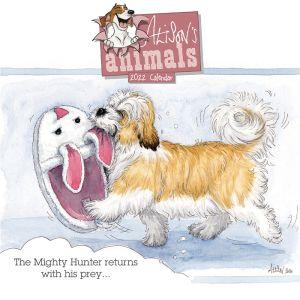 Alison's Animals Calendar 2022 – Square