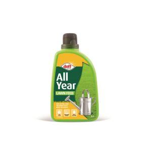 Doff All Year Lawn Feed - 1Litre
