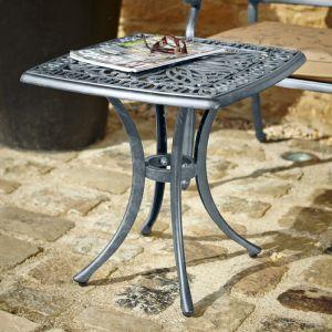 Hartman Amalfi Side Table - Antique Grey