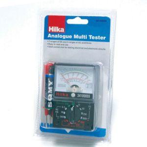 Hilka Analogue Multi-Tester