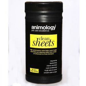 Animology Clean Sheets - 80 Pack