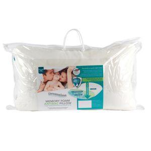 Dreamtime Anti Bacterial Memory Foam Pillow