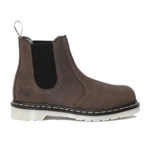 Dr Martens Women's Arbor Safety Boots - Grey