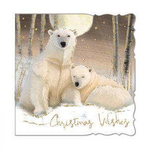 Arctic Friends Christmas Cards – 10 Pack
