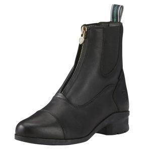 Ariat Heritage IV Zip Paddock Boot - Black