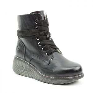 Heavenly Feet Women's Arizona Boots – Black